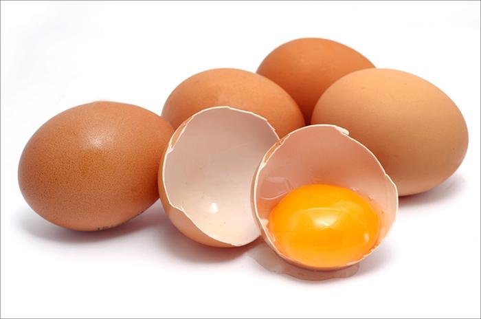 Đắp mặt nạ trứng gà, phương thức làm đẹp từ tự nhiên
