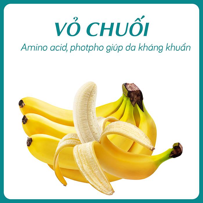 Amino Acid giúp da kháng khuẩn.