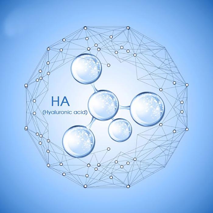 Hoạt chất Hyaluronic Acid trong serum chống lão hóa