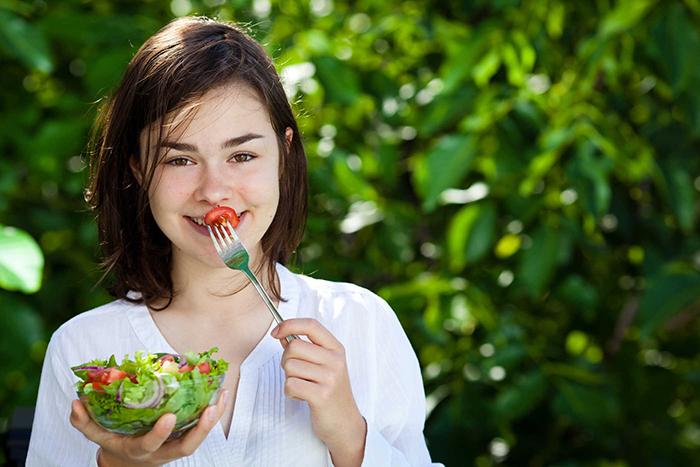 Thay đổi thói quen ăn uống