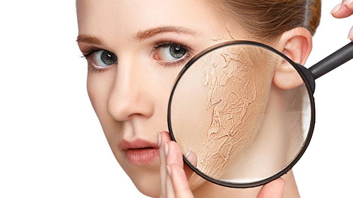 Cải thiện các vấn đề hư tổn trên da với cám gạo