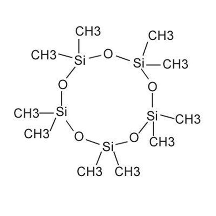 Cấu trúc của Cyclopentasiloxane