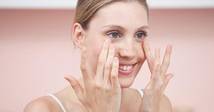 cách massage mặt