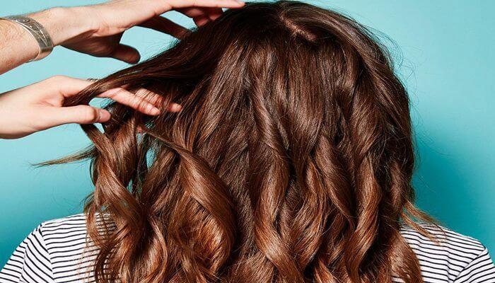 Cách ủ tóc tại nhà