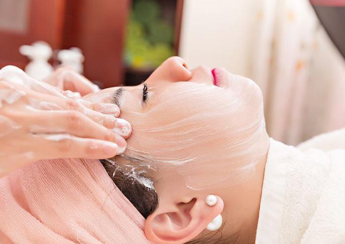 Massage giúp cải thiện làn da lão hóa, chảy xệ