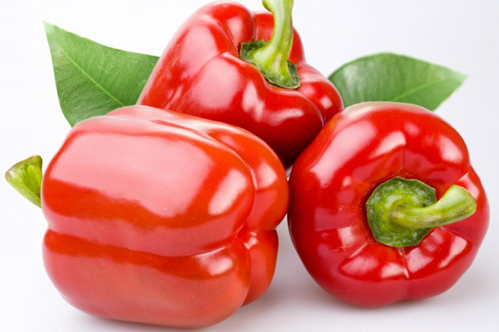 Quả ớt chuông đỏ