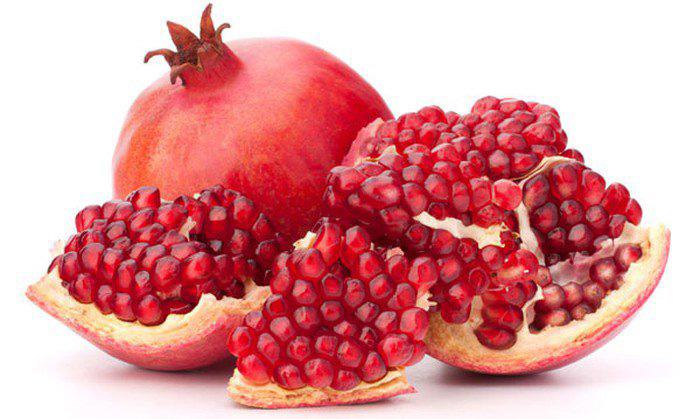 Lựu cũng là một loại hoa quả bạn nên bổ sung thường xuyên