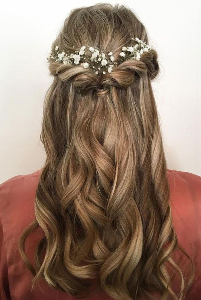 cách làm tóc đẹp đi dự tiệc