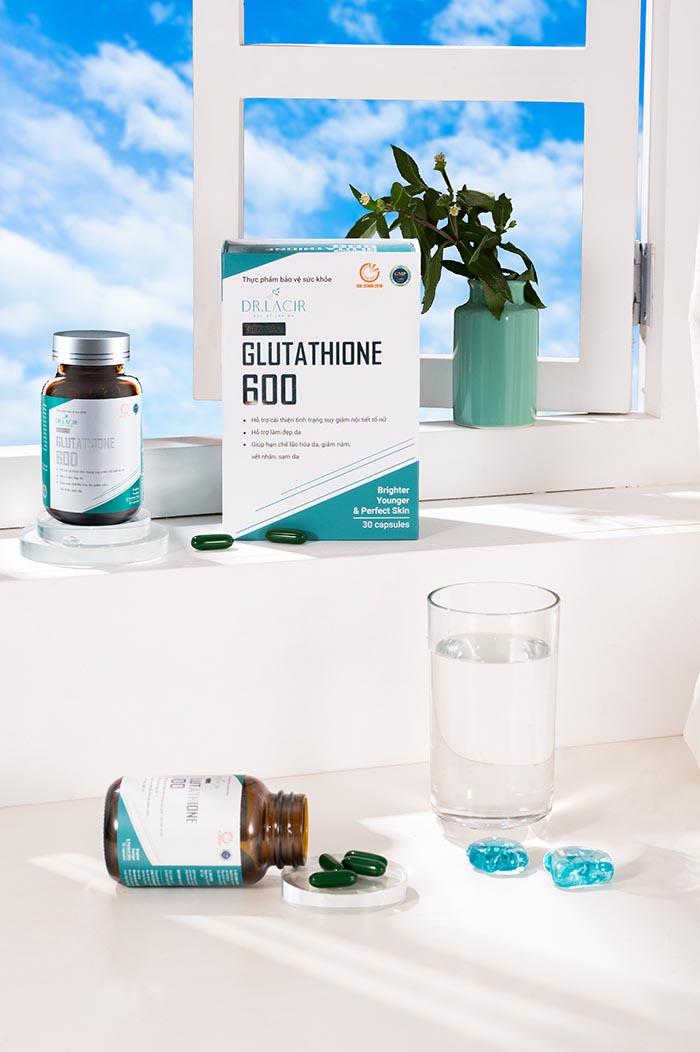 thành phần Glutathione 600