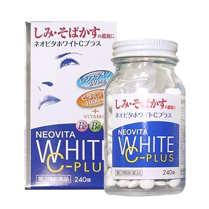 Vita White Plus Nhật Bản