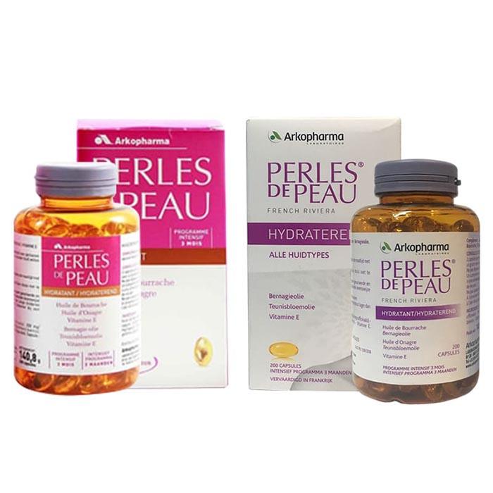 Viên uống nám Perles de Peau